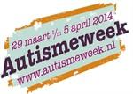 Logo Autismeweek 2014