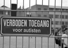 Verboden Voor Autisten