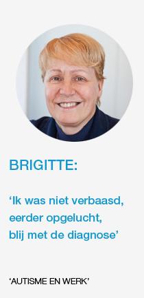 Testimonial Brigitte