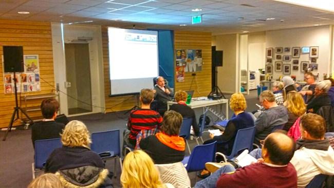 foto PGB-avond AIC Almere 2015