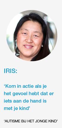 Testimonial Iris