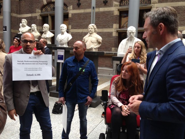Petitie Sociale Werkvoorziening sep18