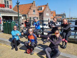 Lara fietste 1500 euro bijeen voor AutismeFonds